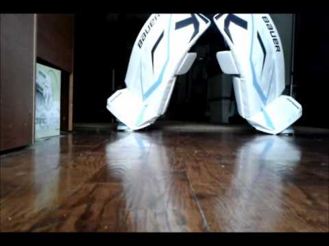 IceHockey pads for BallHockey MOD