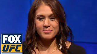DeAnna Bennett drops by TUF talk to recap her fight against Karine Gevorgyan | TUF TALK