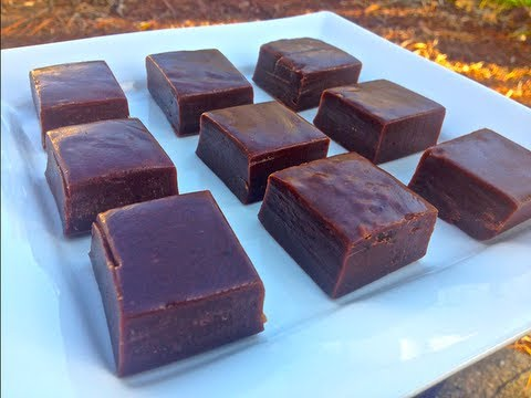 CHOCOLATE CARAMELS