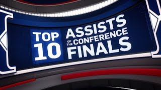 Top 10 Assists of the Conference Finals | 2017 NBA Playoffs