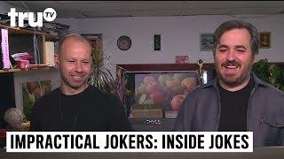 Impractical Jokers: Inside Jokes - Over the Shoulder | truTV