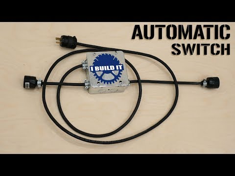 Easy To Make Automatic Load Sensing Switch