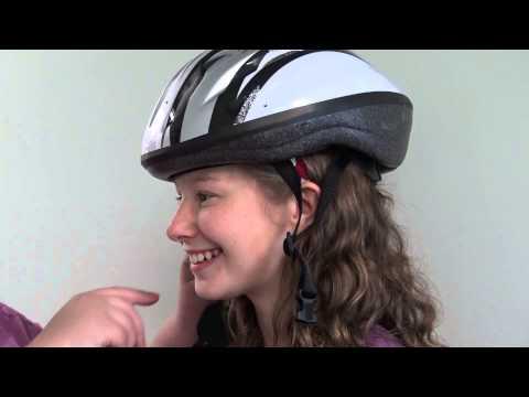 Fitting a Bike Helmet