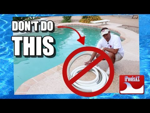 Don't Get Hosed | How to Handle Your Hose