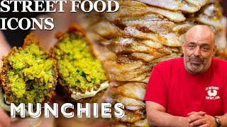 Download The King of Falafel - Street Food Icons Video