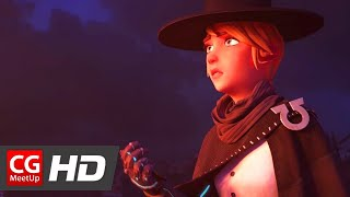 "CGI Animated Short Film ""Sword West"" by Cole Decker, Christian Hagbarth, Lucy Wright, Stephen King"