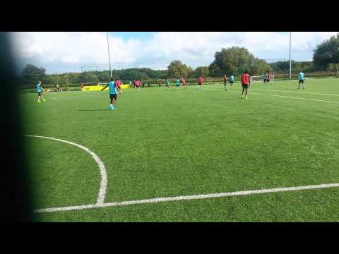Nike Academy trials