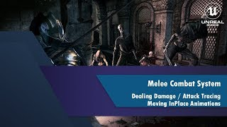 Melee Weapon Damage - #23 Creating A Role Playing Game With Unreal