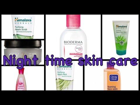 Nighttime Skin Care Routine !! Nivi Mudaliar   