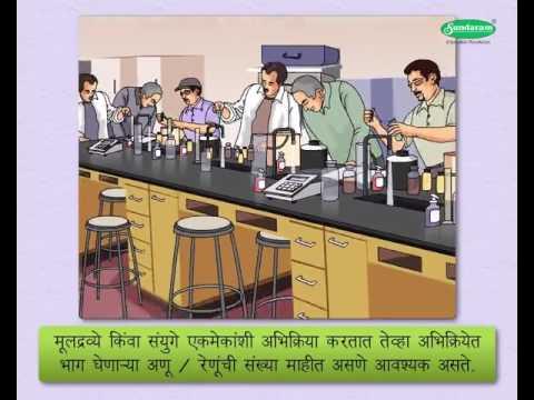Standard 9, Science chapter 4, Maharashtra Board - Marathi Medium