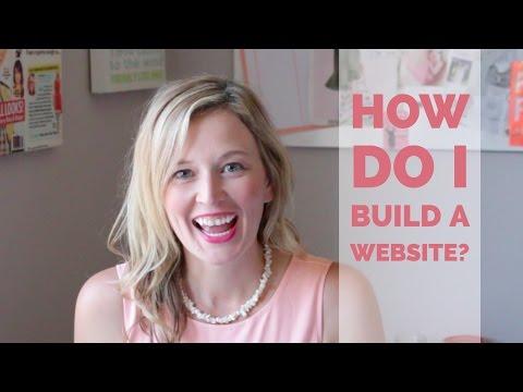 How Do I Build a Website?