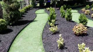 How To Spread Mulch