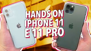 IPHONE 11 E 11 PRO: HANDS ON!