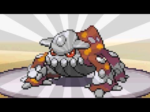 a cross eyed heatran | Pokemon Diamond & Pearl Versus Royale - 15