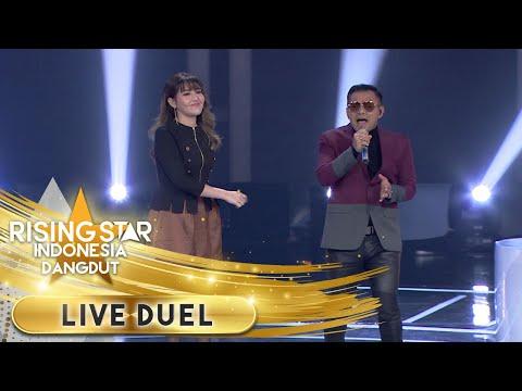 Download Via Vallen x Judika Enak Banget Nyanyikan [SAYANG] | Live Duel | Rising Star Indonesia Dangdut MP3 Gratis