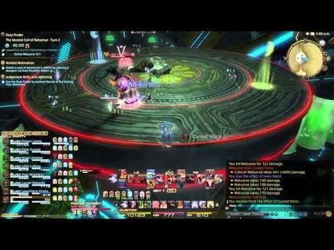 Second Coil Turn 2 (T7) WAR PoV (OT) 1 Add Strat - FFXIV ARR - PS4