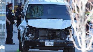Toronto van suspect faces 10 counts of murder