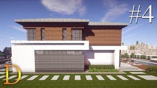 Minecraft Poradnik Jak Zbudowac Fajny Domek Modern 13x13