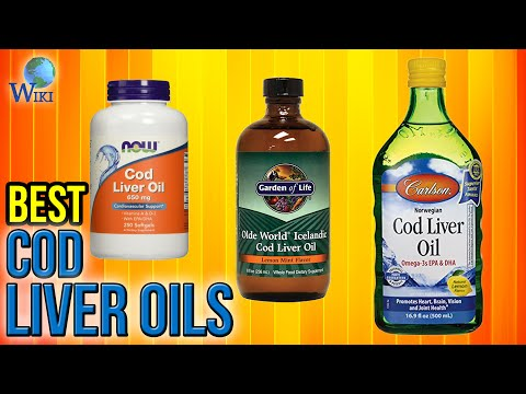 6 Best Cod Liver Oils 2017