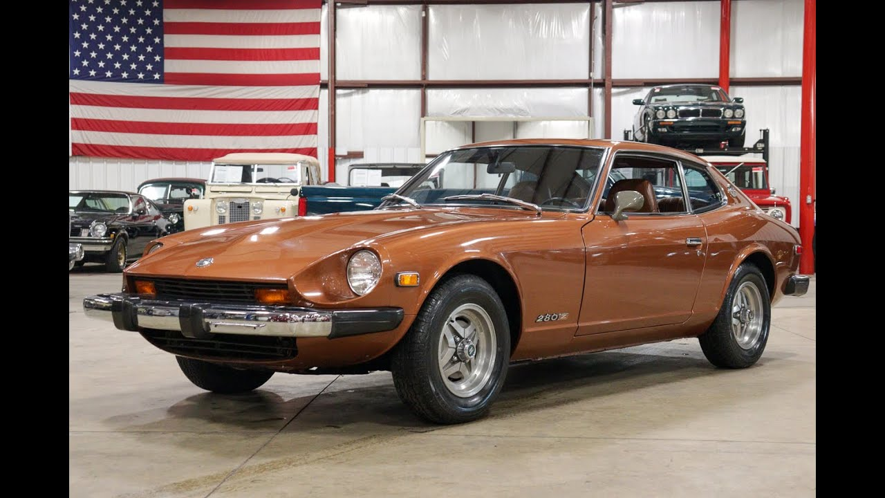 1975 Datsun 280Z For Sale - Walk Around Video (52K Miles)