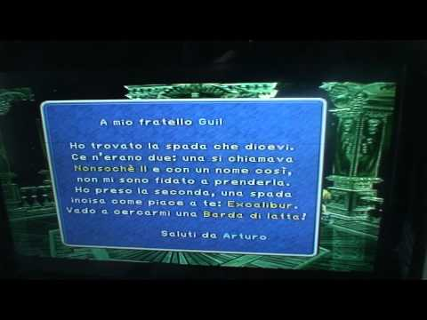 Excalibur II Final Fantasy IX ITA (PAL Version)