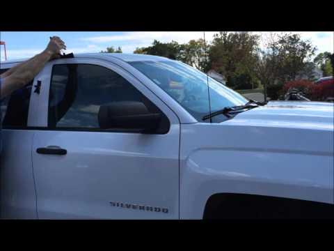 How to Unlock A Car: Chevrolet Silverado