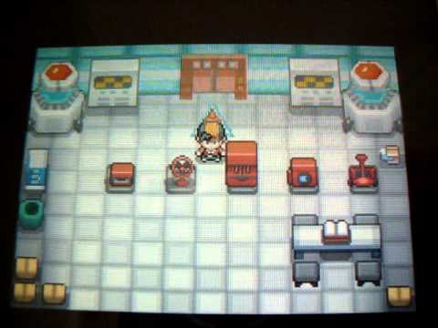 how to get rotom forms in pokemon heart gold and soul silver