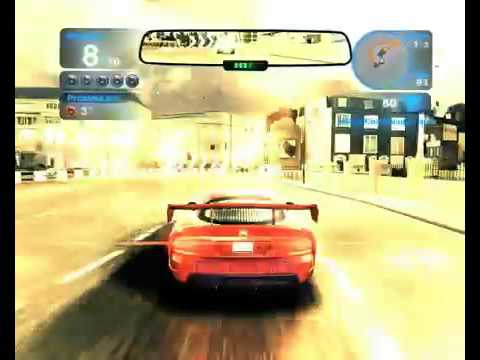 Blur Pc Gameplay  Ati Radeon HD 6750 GDDR5 1GB