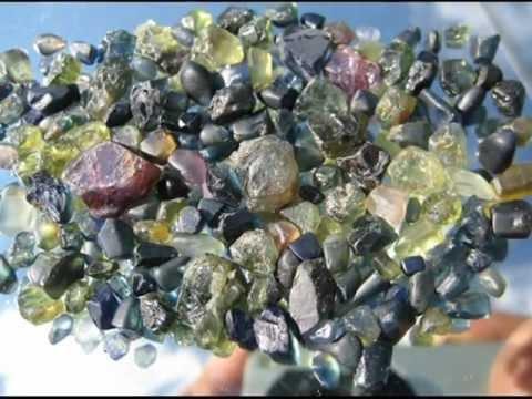 How to find Sapphires - Wee Jasper   Liz Kreate