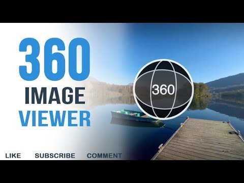 360 IMAGE VIEWER l HOW TO OPEN 360 IMAGE