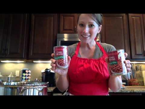 Momma's Quick & Easy Chili Recipe