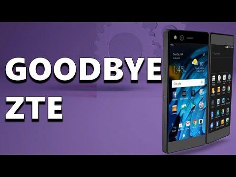 ZTE Ending Smartphone Operations