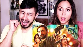 APHARAN   Arunoday Singh   Nidhi Singh   Alt Balaji   Trailer Reaction!