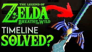 The TRUE Purpose of Link's Master Sword? | Zelda: Breath of the Wild Theory