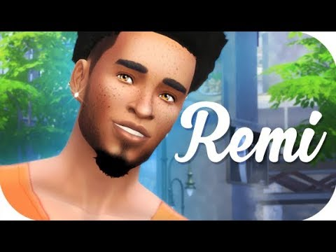 PACE'S EX BESTFRIEND | THE SIMS 4 // CITY LIVING — CAS