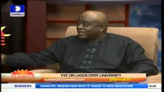 Indiscipline prompted students' non-registration for exams-- Sola Fosudo