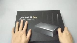 Xiaomi Mi Wireless R3P Router Pro AC2600 2.4G/5GHz Dual Band APP Control-Unbox