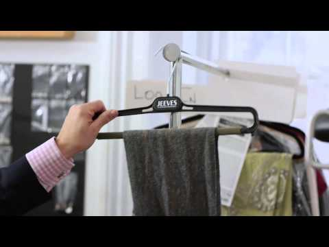 How to Get the Roll or Wrinkles out of a Wool Scarf : Wrinkles & Clothing Care
