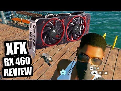 Super Cheap Graphics Card That Kicks a Bit of Ass!? - AMD RX 460 Review