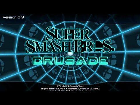 Super Smash Bros Crusade 0.9.1 Update