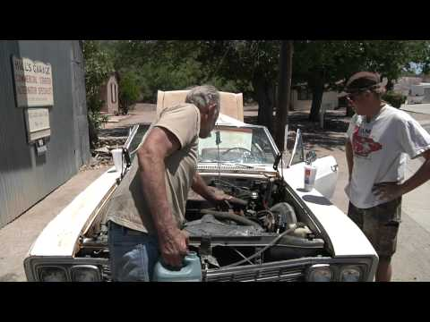 HOT ROD Magazine Buick Barn Find Rescue Part 2