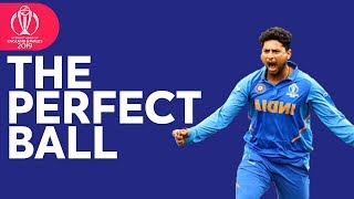 The Perfect Ball! | Kuldeep On THAT Ball To Babar | ICC Cricket World Cup 2019