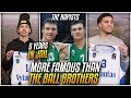 The Twins More Famous Than The Ball Brothers In Lithuania  mp3