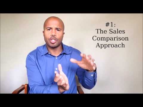 How Do Appraisers Calculate Home Values? (301) 960-8681