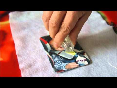 Custom air freshener by sublimation