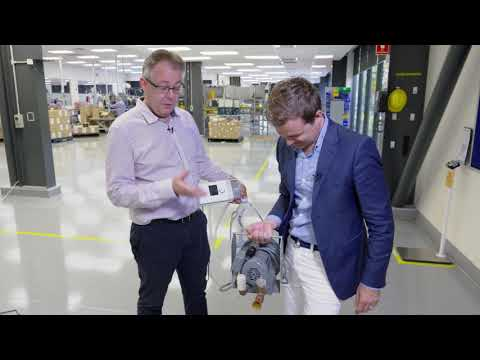 ResMed featured on Australia by Design - Innovation