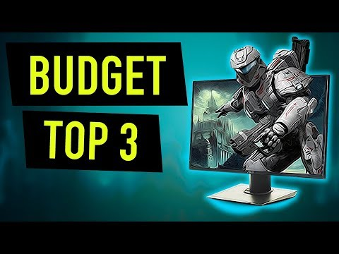 Top 3 Best Cheap Affordable Gaming Monitor 2018!