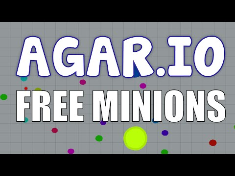 AGAR IO MINION HACK : FREE MINIONS! - PlayItHub Largest Videos Hub