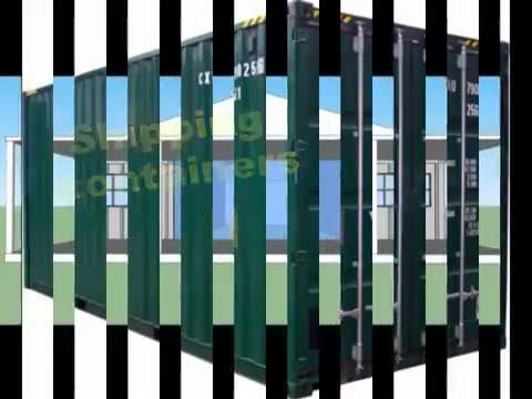 Build your house using shipping containers| Container Home Blueprint