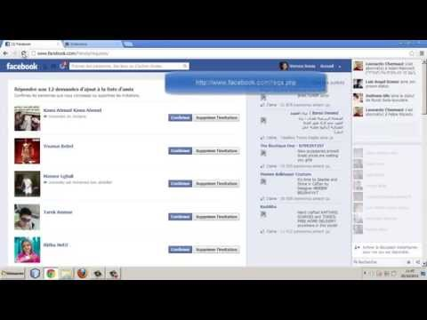 How to confirm all friend request on Facebook